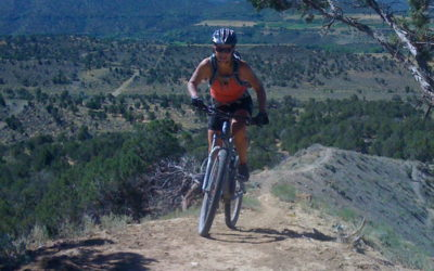 Jumbo Mountain Mountain Biking