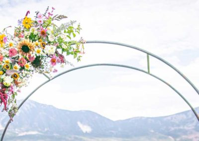 North Fork Colorado Wedding